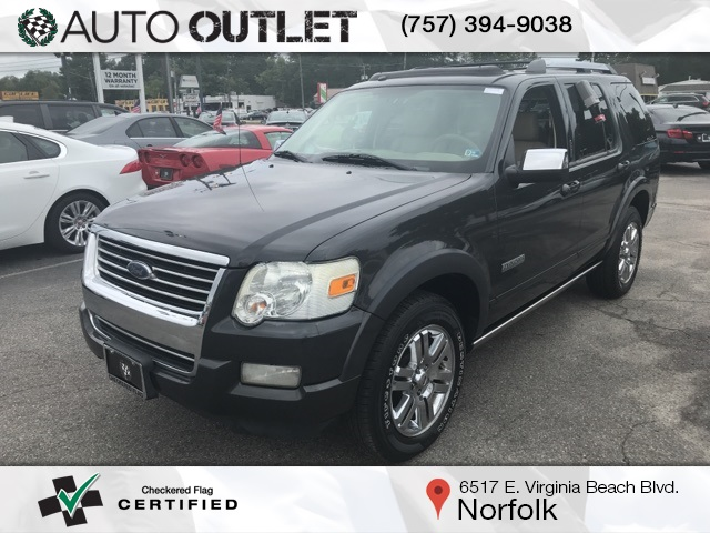 Pre-Owned 2007 Ford Explorer Limited