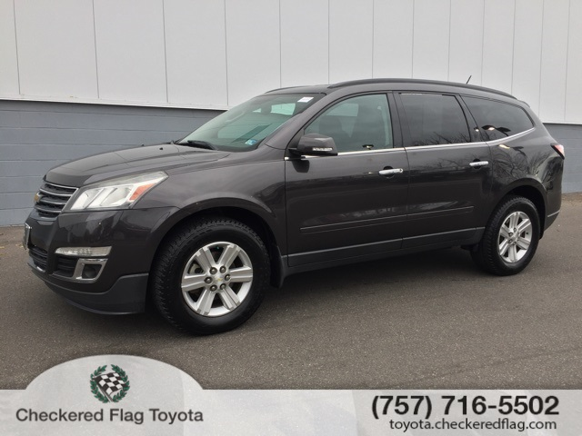 Pre-Owned 2014 Chevrolet Traverse 2LT
