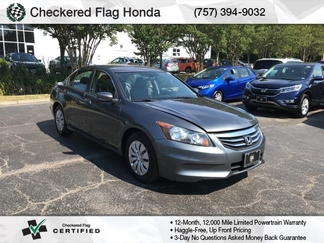 Pre-Owned 2011 Honda Accord LX