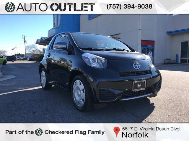 Pre-Owned 2014 Scion iQ Base